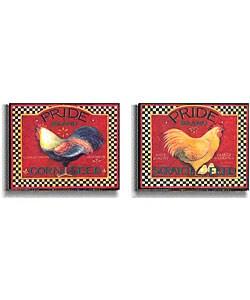 Susan Winget Pride Brand Stretched Canvas Set