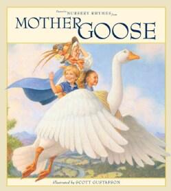 Favorite Nursery Rhymes from Mother Goose (Hardcover)