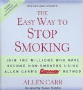 The Easy Way to Stop Smoking (CD-Audio)