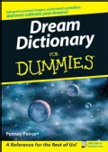 Dream Dictionary for Dummies (Paperback)
