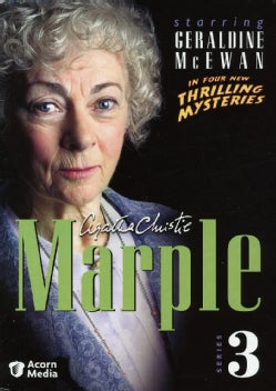 Miss Marple Series 3 (DVD)