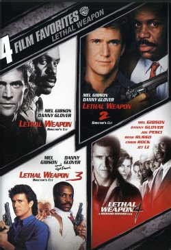 4 Film Favorites: Lethal Weapon (DVD)