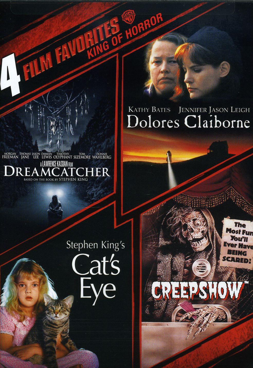 4 Film Favorites: Stephen King (DVD)