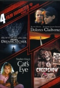 4 Film Favorites: Stephen King (DVD)