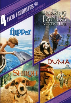 4 Film Favorites: Family Adventures (DVD)