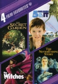 4 Film Favorites: Children's Fantasy (DVD)