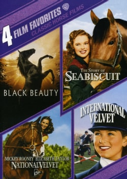 4 Film Favorites: Classic Horse Films (DVD)