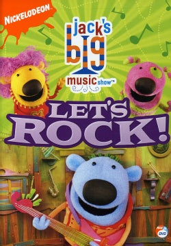 Jack's Big Music Show: Let's Rock! (DVD)