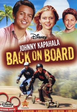 Johnny Kapahala: Back On Board (DVD)
