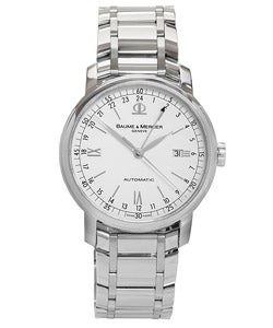 Baume & Mercier Classima Automatic GMT Watch
