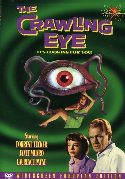Crawling Eye (DVD)
