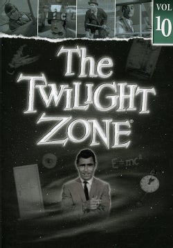 Twilight Zone Vol. 10 (DVD)
