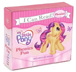 My Little Pony Phonics Fun (Paperback)