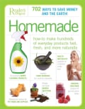 Homemade: How to Make Hundreds of Everyday Products Fast, Fresh, and Naturally (Paperback)