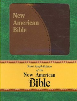 The New American Bible: St. Joseph Edition, Brown Duotone, Personal Size (Paperback)