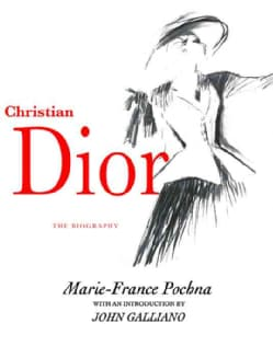 Christian Dior: The Biography (Hardcover)