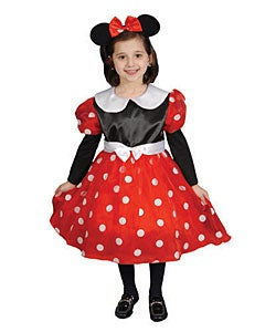 Deluxe Ms. Mouse Children's Costume Set