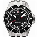 Wenger Men's AquaGraph Deep Diver Watch