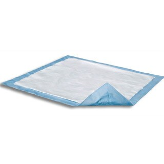 Attends Dri-sorb Light to Moderate Underpads (Case of 150)