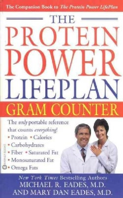 The Protein Power Lifeplan Gram Counter (Paperback)