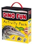 Dino Fun Activity Pack (Paperback)