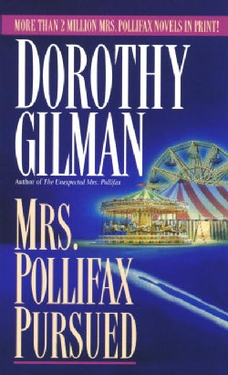 Mrs. Pollifax Pursued (Paperback)