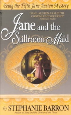 Jane and the Stillroom Maid (Paperback)