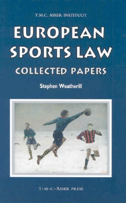European Sports Law: Collected Papers (Hardcover)