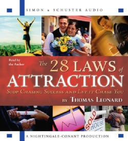 The 28 Laws of Attraction: Stop Chasing Success and Let It Chase You (CD-Audio)