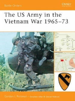 The US Army in the Vietnam War 1965-73 (Paperback)