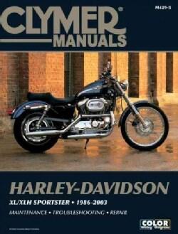 Clmyer Harley-Davidson XL/XLH Sportster 1986-2003 (Paperback)
