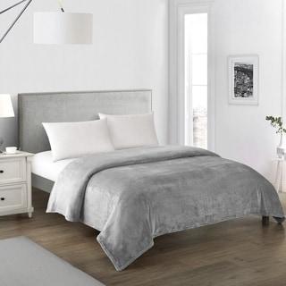 Chic Home Javia 1 Piece Blanket Ultra Soft Fleece Microplush