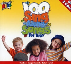 Cedarmont Kids - 100 Singalong Songs for Kids