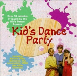 Kids Dance Express - Kid's Dance Party Volume 1