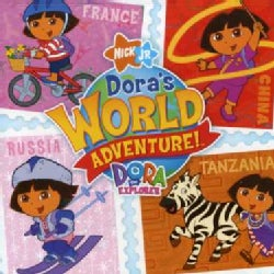 Various - Dora the Explorer World Adventure