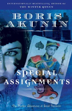 Special Assignments: The Further Adventures of Erast Fandorin (Paperback)