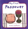 My First Passover (Board book)