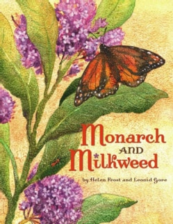 Monarch and Milkweed (Hardcover)
