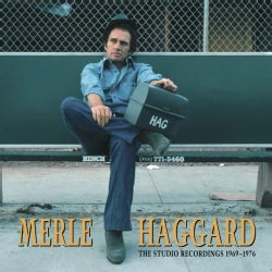 Merle Haggard - Hag- The Studio Recordings 1968-1976
