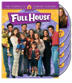 Full House: The Complete Eighth Season (DVD)