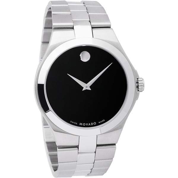 Movado Junior's Stainless Steel Quartz Sport Watch