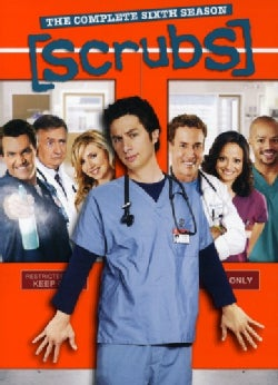 Scrubs: Season 6 (DVD)