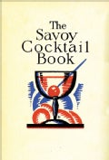 The Savoy Cocktail Book (Hardcover)