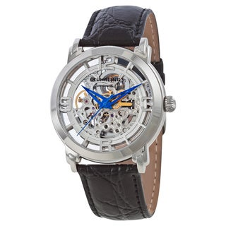 Stuhrling Original 'Winchester' Skeleton Automatic Watch
