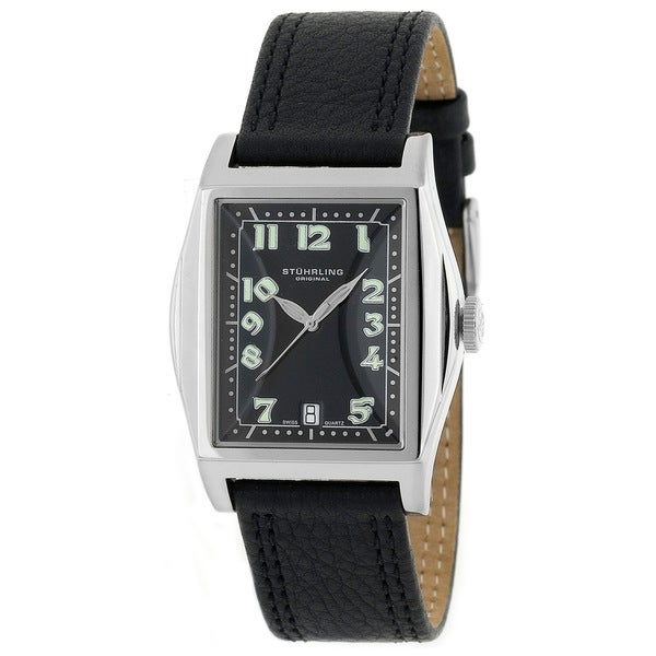 Stuhrling Original Basilica II Men's Swiss Quartz Watch