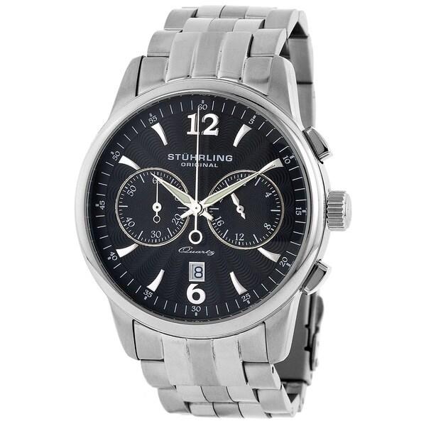 Stuhrling Original Aristocrat Elite Men's Chronograph Watch