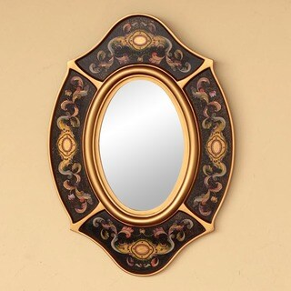 Majestic Ebony Mirror (Peru)