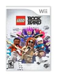 Wii - LEGO Rock Band
