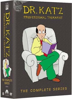 Dr. Katz, Professional Therapist: The Complete Series (DVD)