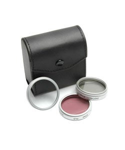 Crystal Optics 40.5mm 3-piece Glass Filter Kit